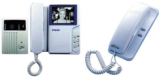 Interfoane si Videointerfoane